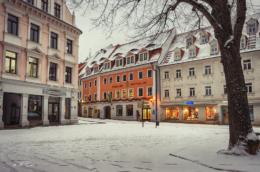 heinrichsplatz-meißen-schnee