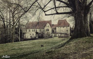 schloss rothschönberg schlossgarten