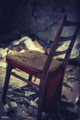 stuhl - lost place