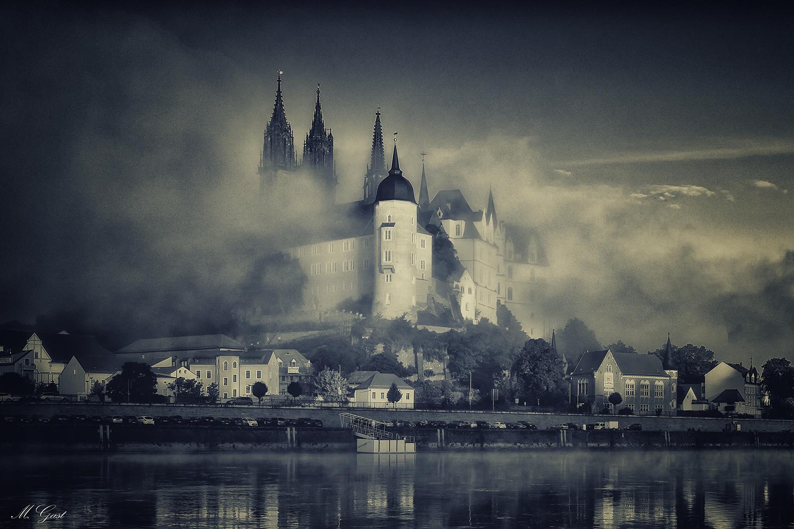 seltsam ist im nebel zu wandern