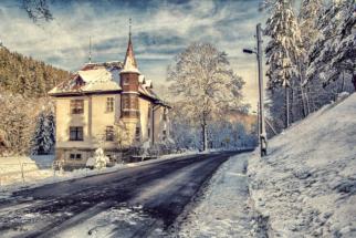 winterlandschaft bei seiffen 3