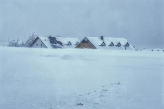 cínovec schneesturm
