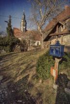 Kirche und Pfarrhof Tanneberg