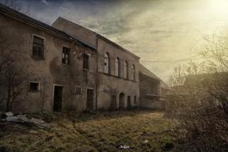 Lost Place - Gasthof mit Saal